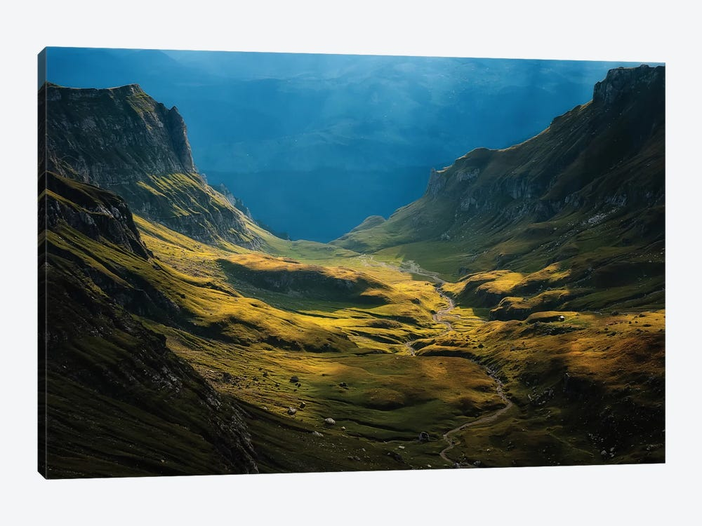 Bucegi Mountains, Romania by Cristian Lee 1-piece Canvas Artwork