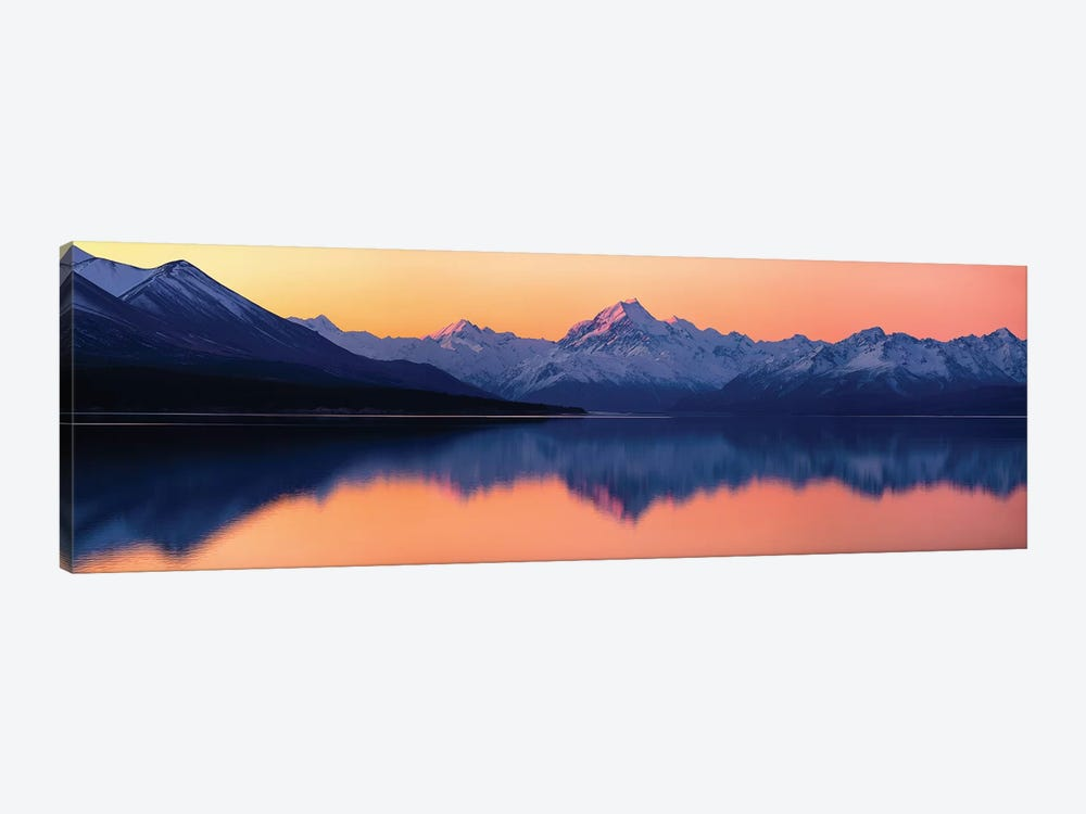 Mount Cook, New Zealand by Daniel Murphy 1-piece Canvas Print