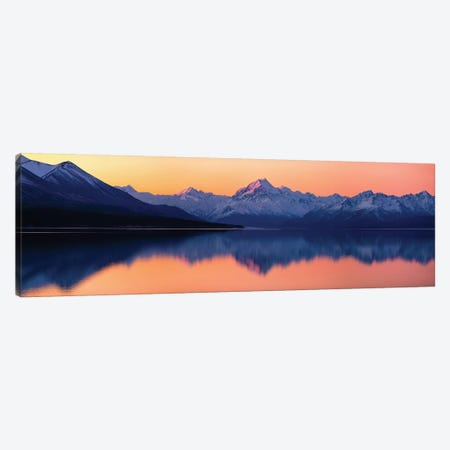 Mount Cook, New Zealand Canvas Print #OXM1290} by Daniel Murphy Canvas Print