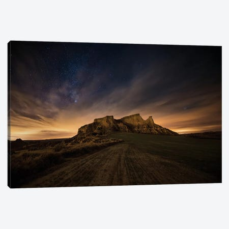 Badlands III Canvas Print #OXM1299} by David Martín Castán Art Print