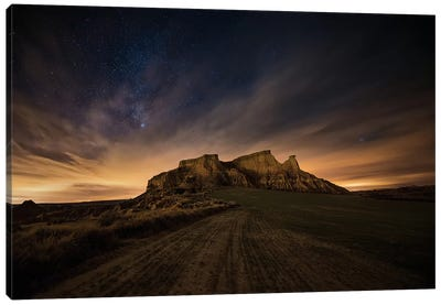 Badlands III Canvas Art Print