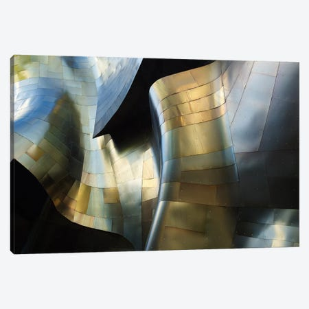 Organic Metal III Canvas Print #OXM1303} by David Reams Art Print
