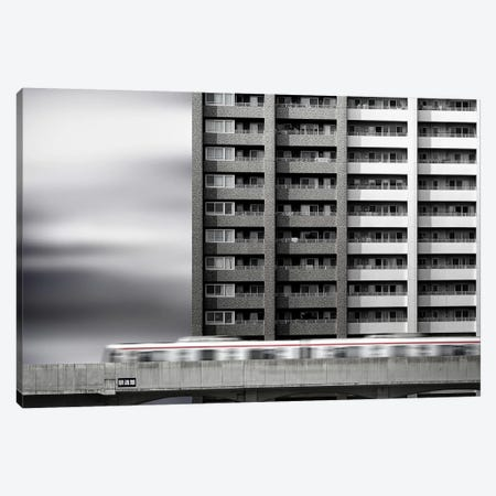 Dynamic Mechanics Canvas Print #OXM1332} by Dr. Akira Takaue Canvas Wall Art