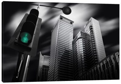Makati Prologue Canvas Art Print