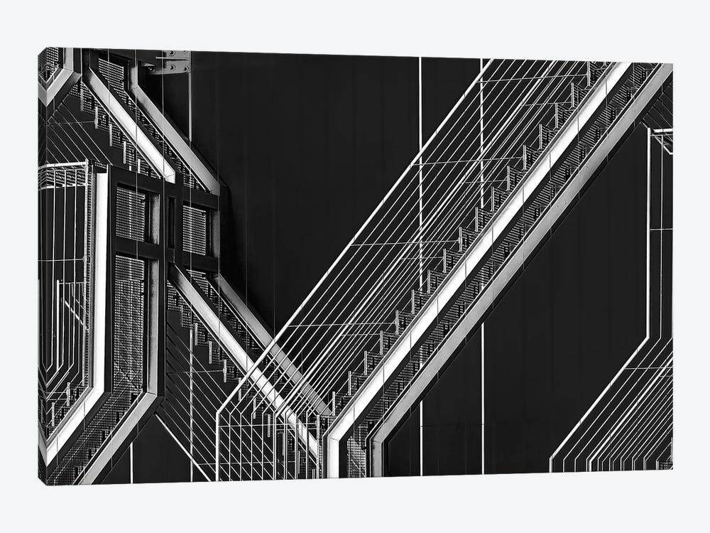 Moving Still by Paulo Abrantes 1-piece Canvas Wall Art