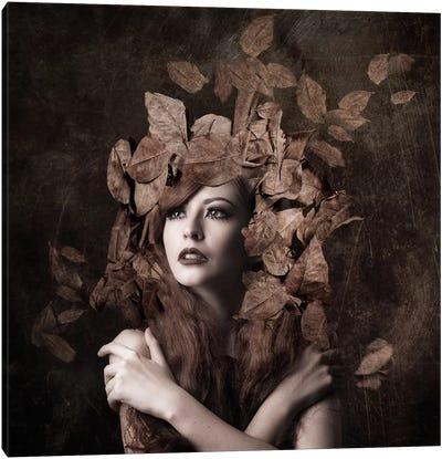 Artemis, Daughter Of Zeus Canvas Art Print
