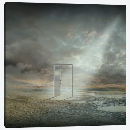 Behind The Reality Canvas Print #OXM1385} by Franziskus Pfleghart Canvas Art