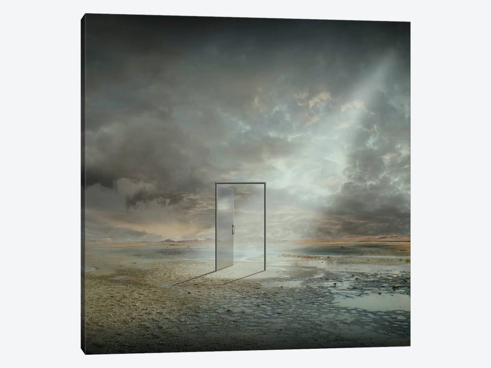Behind The Reality by Franziskus Pfleghart 1-piece Canvas Artwork