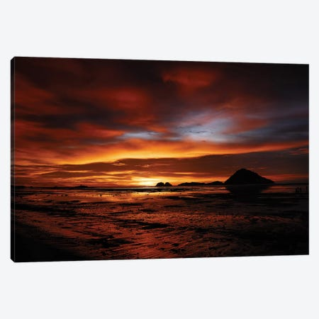 Colours Canvas Print #OXM1390} by Fulvio Pellegrini Canvas Art