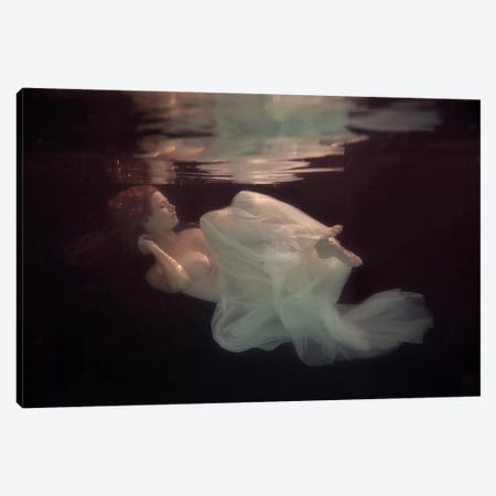 Sleeping Beauty Canvas Print #OXM1396} by Gabriela Slegrova Art Print