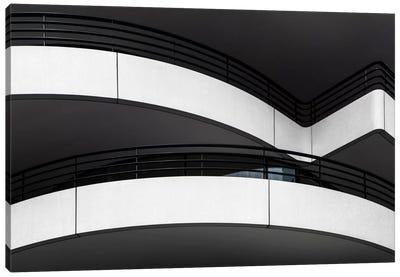 Balcony Lines Canvas Print #OXM1406