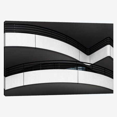 Balcony Lines Canvas Print #OXM1406} by Gilbert Claes Canvas Print