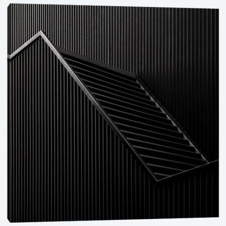 Black Light Canvas Print #OXM1407} by Gilbert Claes Canvas Art Print