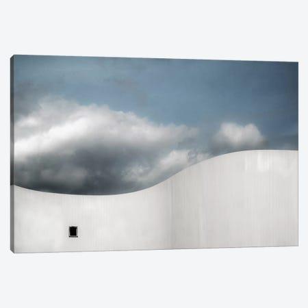 Düsseldorfer Schauspielhaus, Düsseldorf, Germany Canvas Print #OXM1413} by Gilbert Claes Canvas Art Print