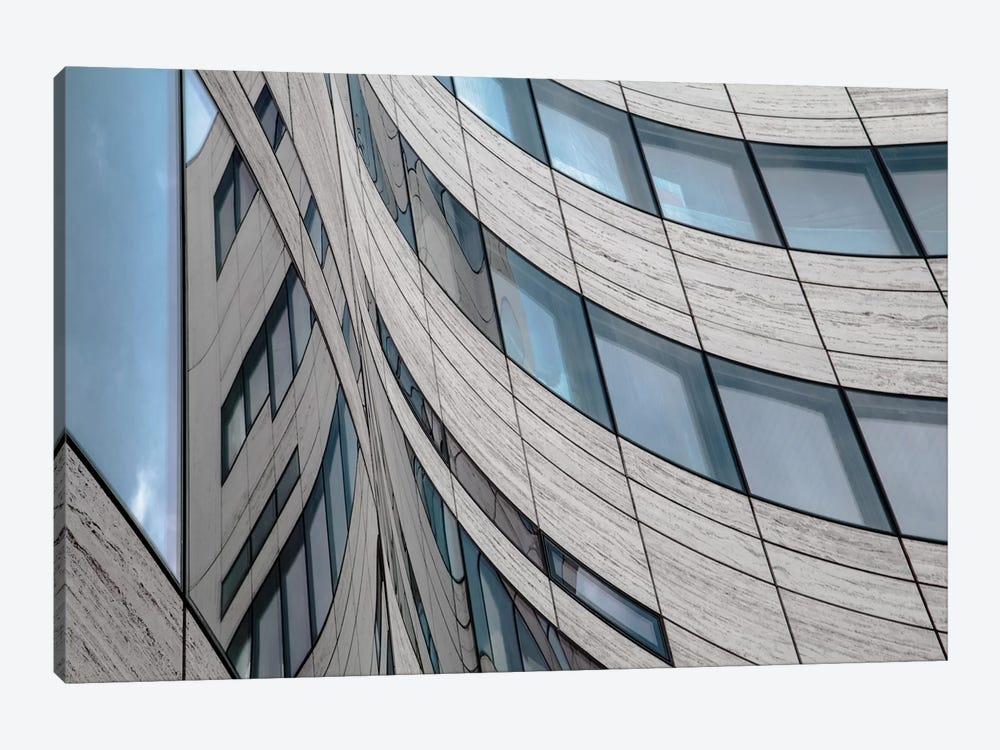 Kö Windows by Gilbert Claes 1-piece Canvas Print