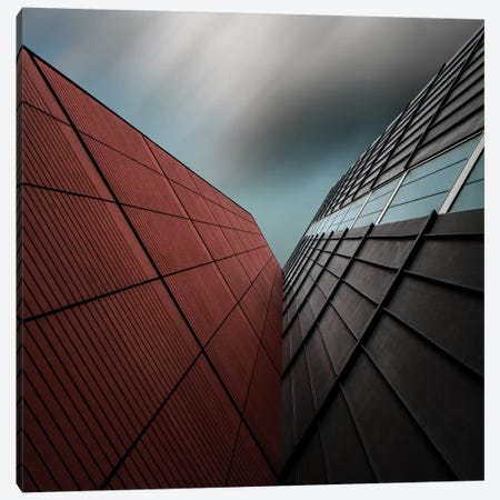 The Visor Canvas Print #OXM1428} by Gilbert Claes Canvas Art