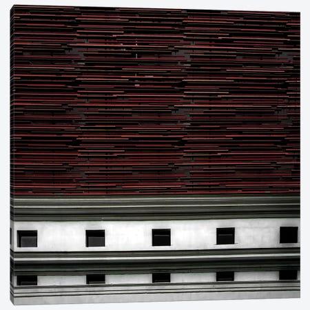 Wall Design Canvas Print #OXM1435} by Gilbert Claes Canvas Artwork