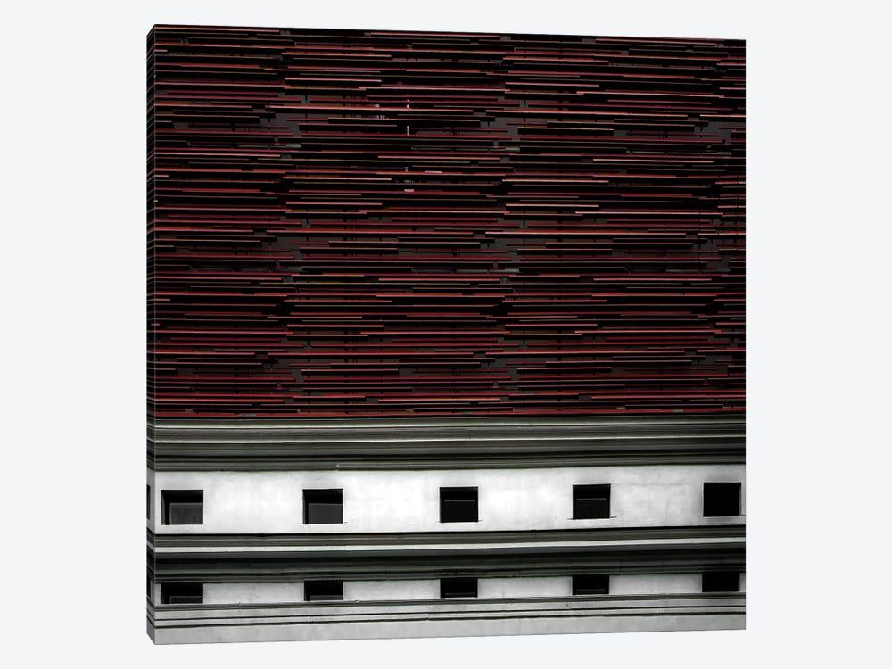 Wall Design by Gilbert Claes 1-piece Canvas Art