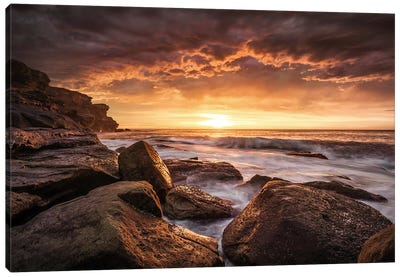Cape Solander Canvas Art Print