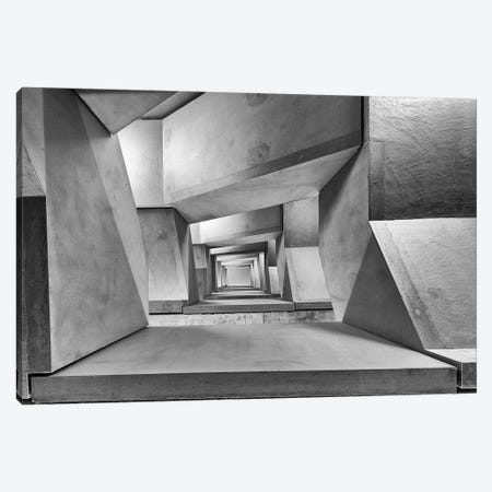 Downstairs Canvas Print #OXM1459} by Guy Goetzinger Canvas Art Print