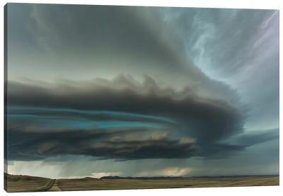 Huge Supercell Canvas Print #OXM1460