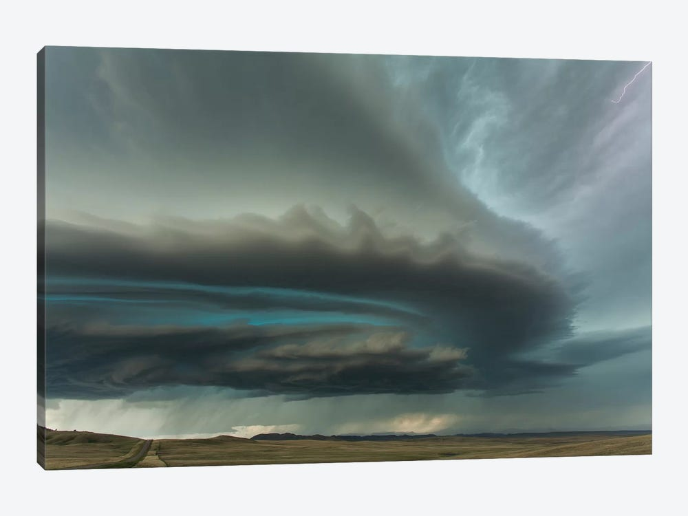 Huge Supercell by Guy Prince 1-piece Canvas Wall Art