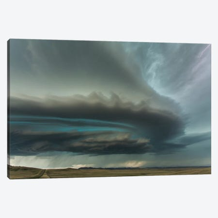 Huge Supercell Canvas Print #OXM1460} by Guy Prince Canvas Wall Art