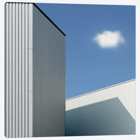 Cloud Canvas Print #OXM1495} by Henk van Maastricht Canvas Art