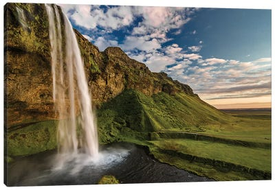 Seljalandsfoss Canvas Art Print