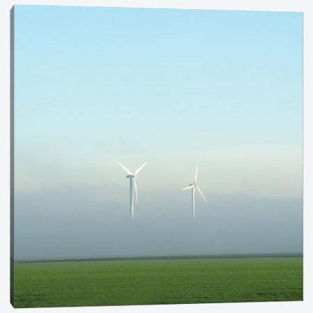 Energy Canvas Print #OXM1520} by Huib Limberg Art Print
