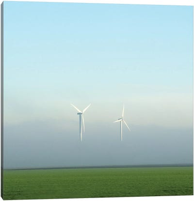 Energy Canvas Art Print