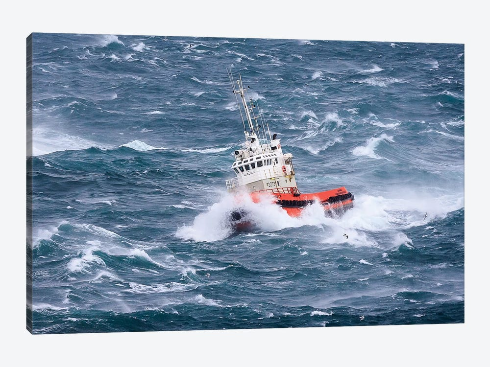 Pilot Boat 1-piece Canvas Art Print