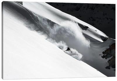 Cloud Of Snow Canvas Print #OXM1553