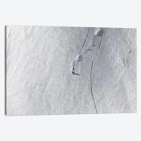 Lines Canvas Print #OXM1554} by Jakob Sanne Art Print