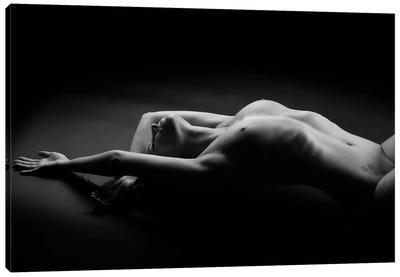Woman Canvas Print #OXM1557