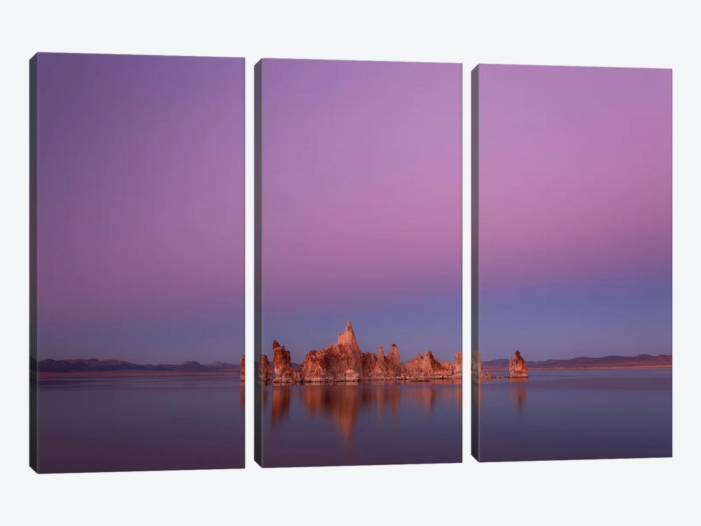Silence by Jaroslav Zakravsky 3-piece Canvas Artwork
