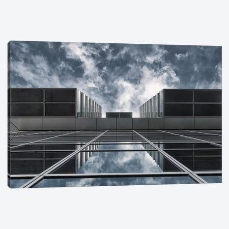 Above The City Canvas Print #OXM1578} by Jeroen van de Wiel Canvas Artwork