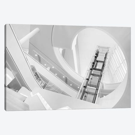 Journey To The Light Canvas Print #OXM1579} by Jeroen van de Wiel Canvas Art