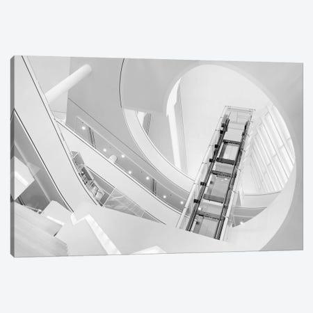 Journey To The Light Canvas Print #OXM1579} by Jeroen van de Wiel Canvas Art
