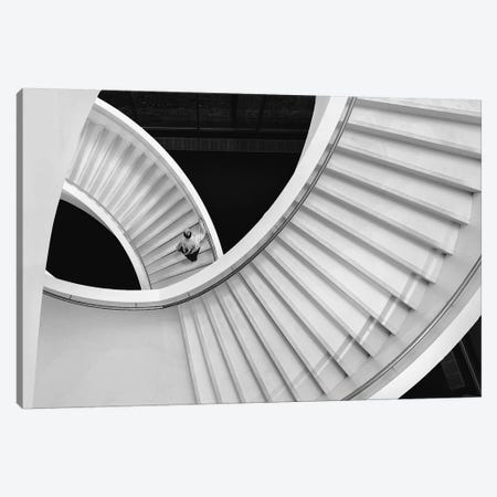 Steps Canvas Print #OXM158} by Henk van Maastricht Canvas Art