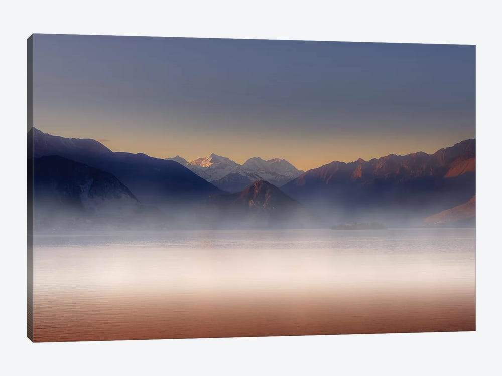 The Alps by Joana Kruse 1-piece Canvas Print