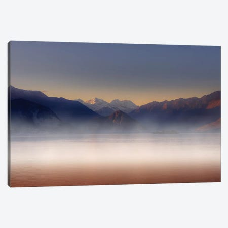 The Alps Canvas Print #OXM1599} by Joana Kruse Canvas Art