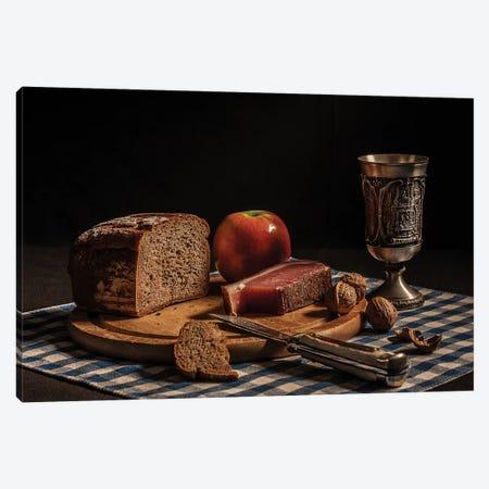 Supper Canvas Print #OXM1600} by Joe Boehmer Canvas Art