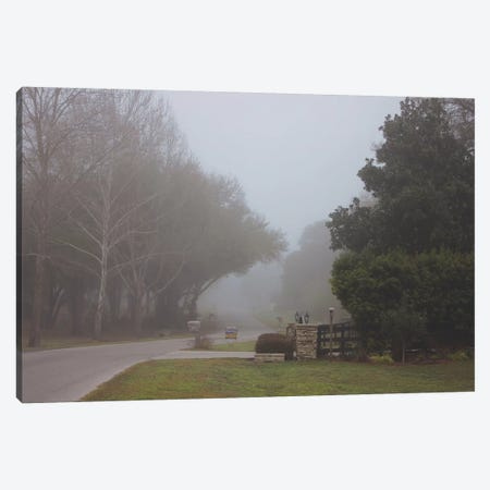 Morning Mist Canvas Print #OXM1611} by Jonathan Babb Canvas Art Print