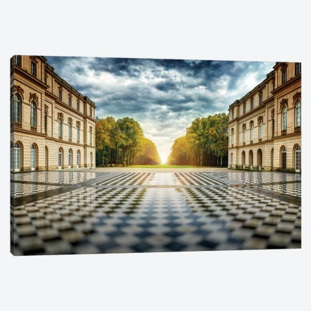 Herrenchiemsee Palace Canvas Print #OXM1623} by Juan Pablo de Miguel Canvas Wall Art