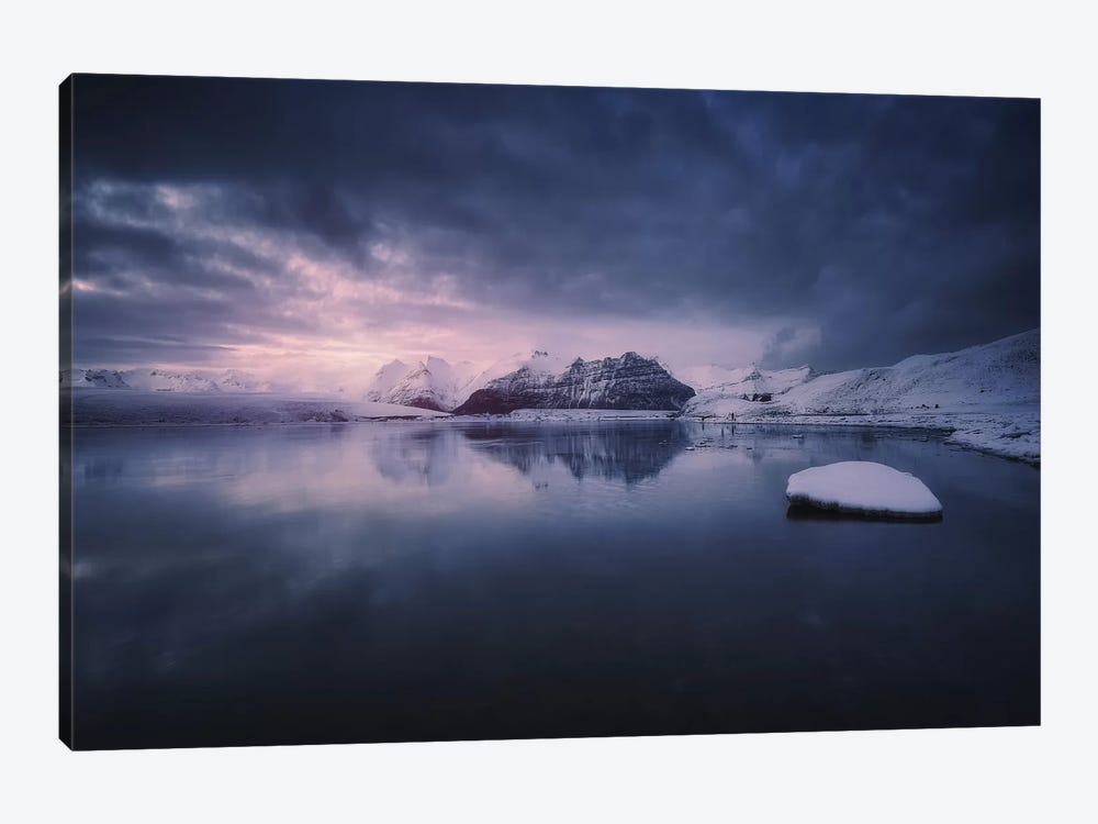 Quiet Frost Light II by Juan Pablo de Miguel 1-piece Canvas Art
