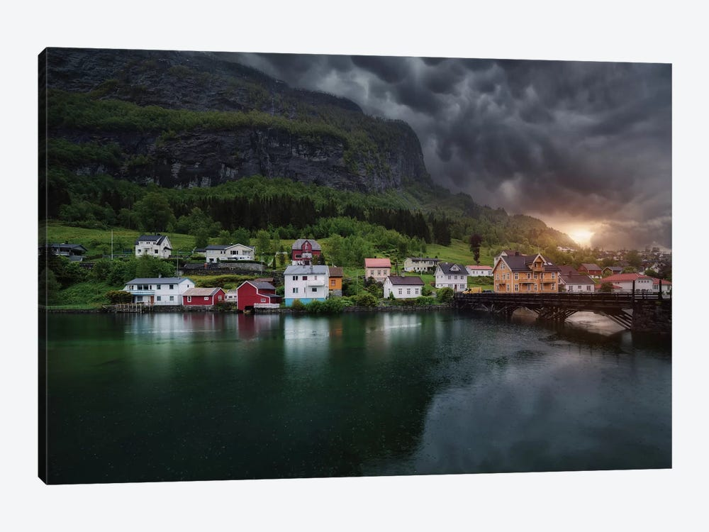 Stryn by Juan Pablo de Miguel 1-piece Canvas Art Print
