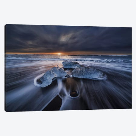 Wild Ice II Canvas Print #OXM1628} by Juan Pablo de Miguel Canvas Artwork