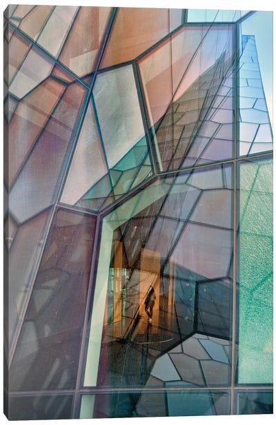 Colour Mosaic Canvas Print #OXM1636
