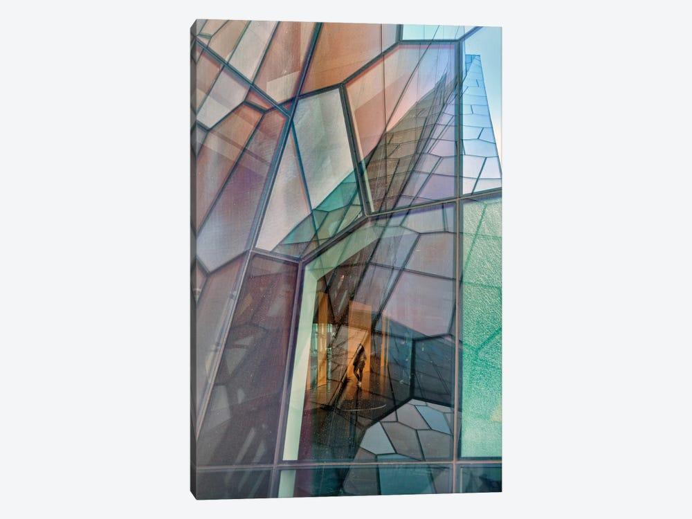 Colour Mosaic by Jure Kravanja 1-piece Canvas Art